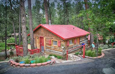 Charming Cabins